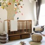 Um árvore que pode muito bem ser feita com papéis coloridos!
