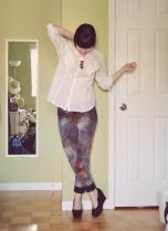Galaxy Pants - Gostou? Tem o DIY aqui >>> http://bit.ly/LiIiRk